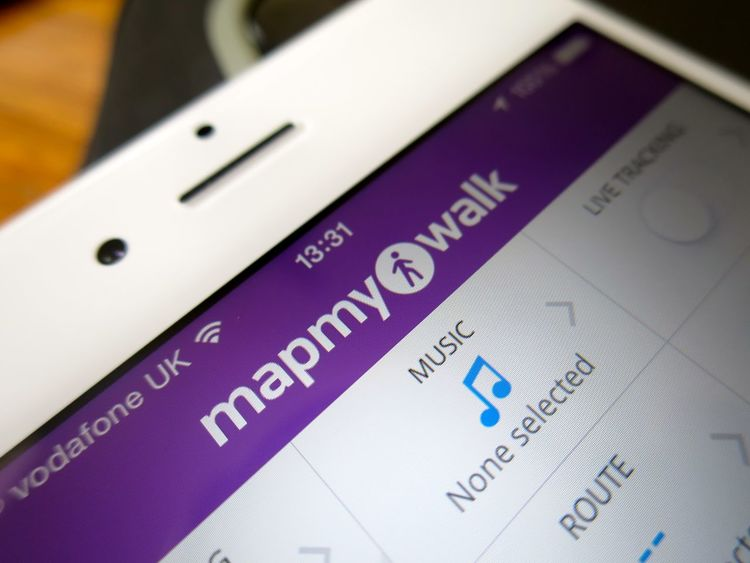 Map My Walk Review And Power Walk Accessories The What Now Blog - Map your walk app