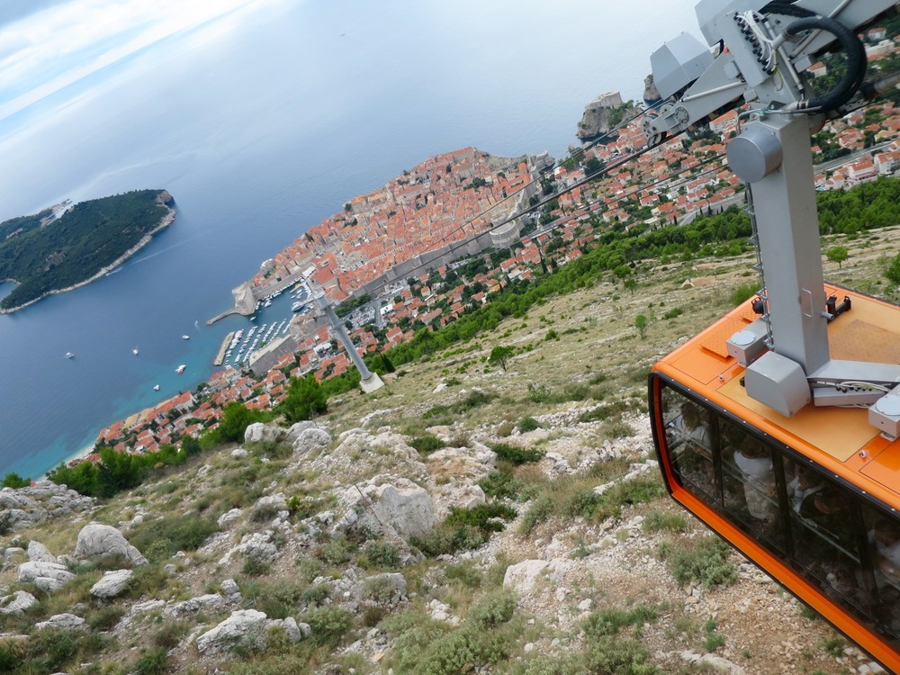 Dubrovnik Old Town Cable Car