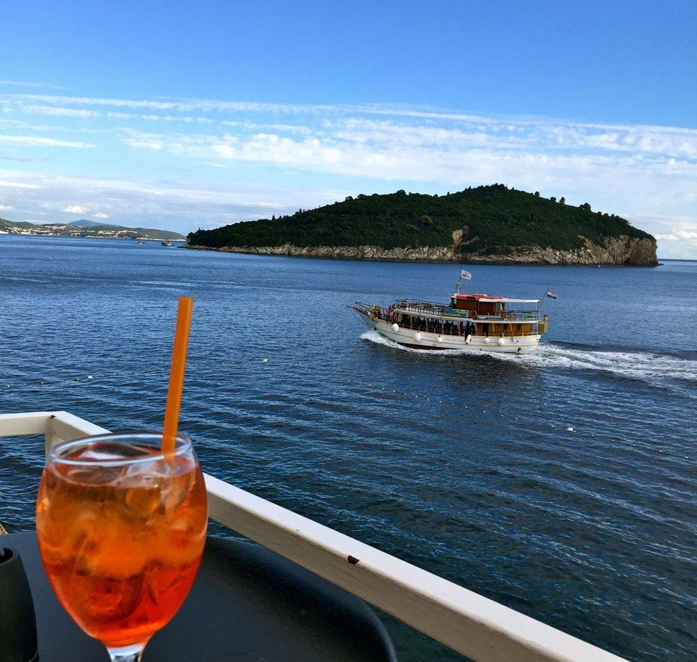 Cafe Buza Dubrovnik