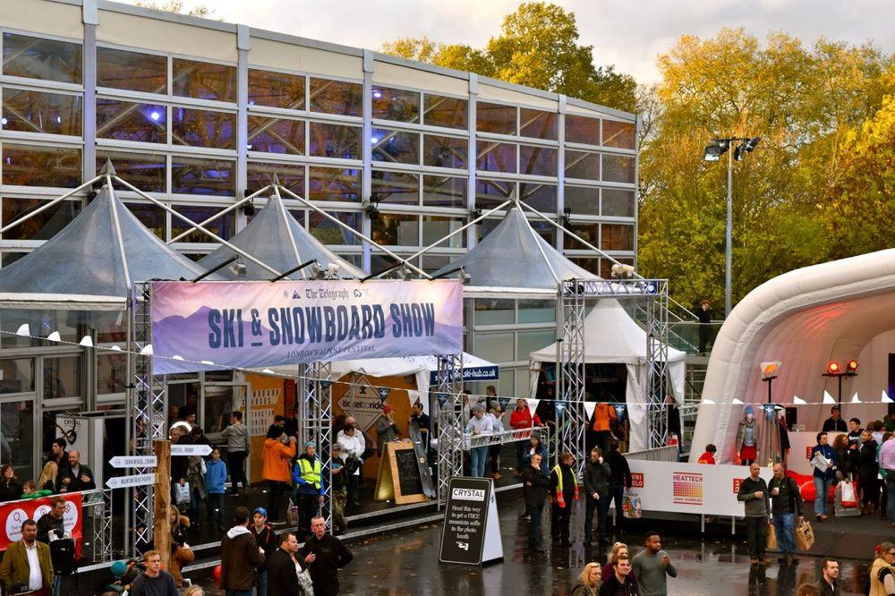 London Ski Show