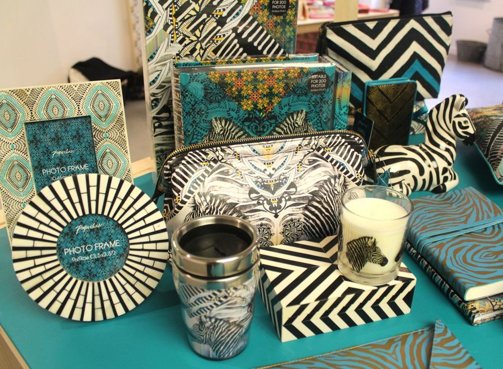 Paperchase SS16 Preview Serengeti Collection