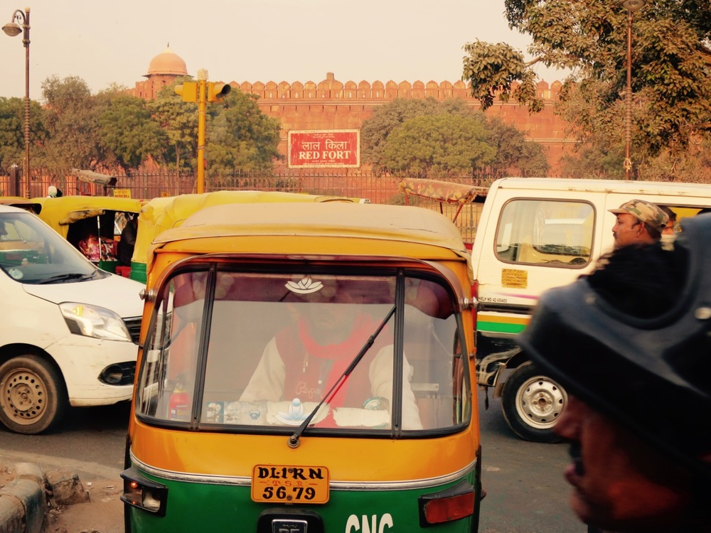 Northern India Photo Diary: A Taste Of Delhi
