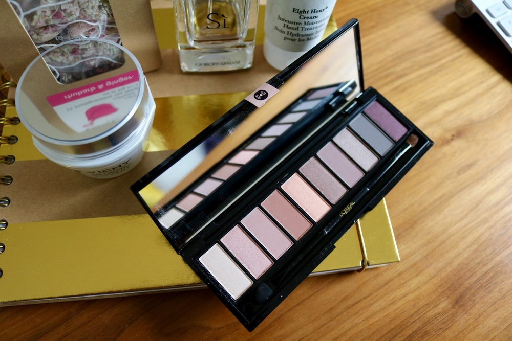 Loreal La Palette Nude In Rose
