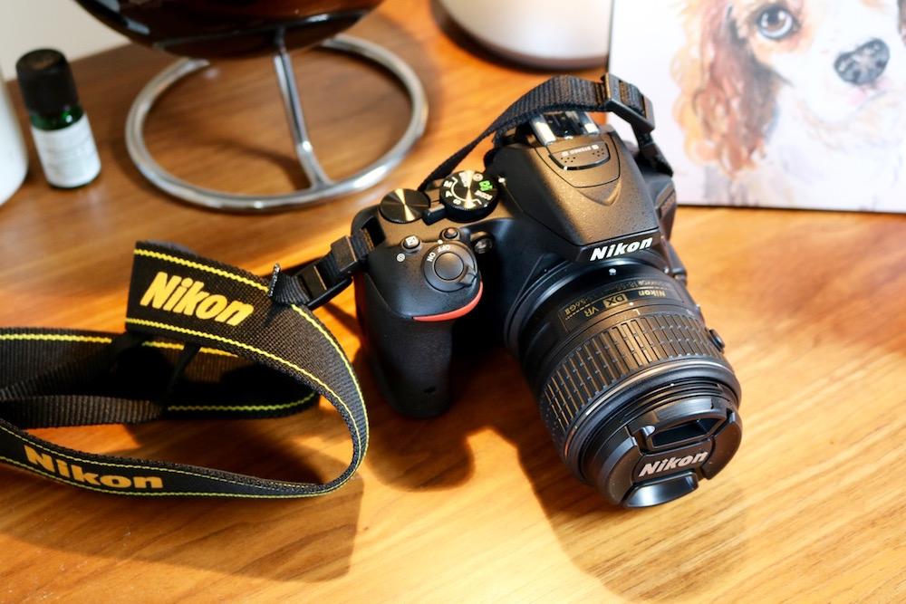 Nikon Camera D5500