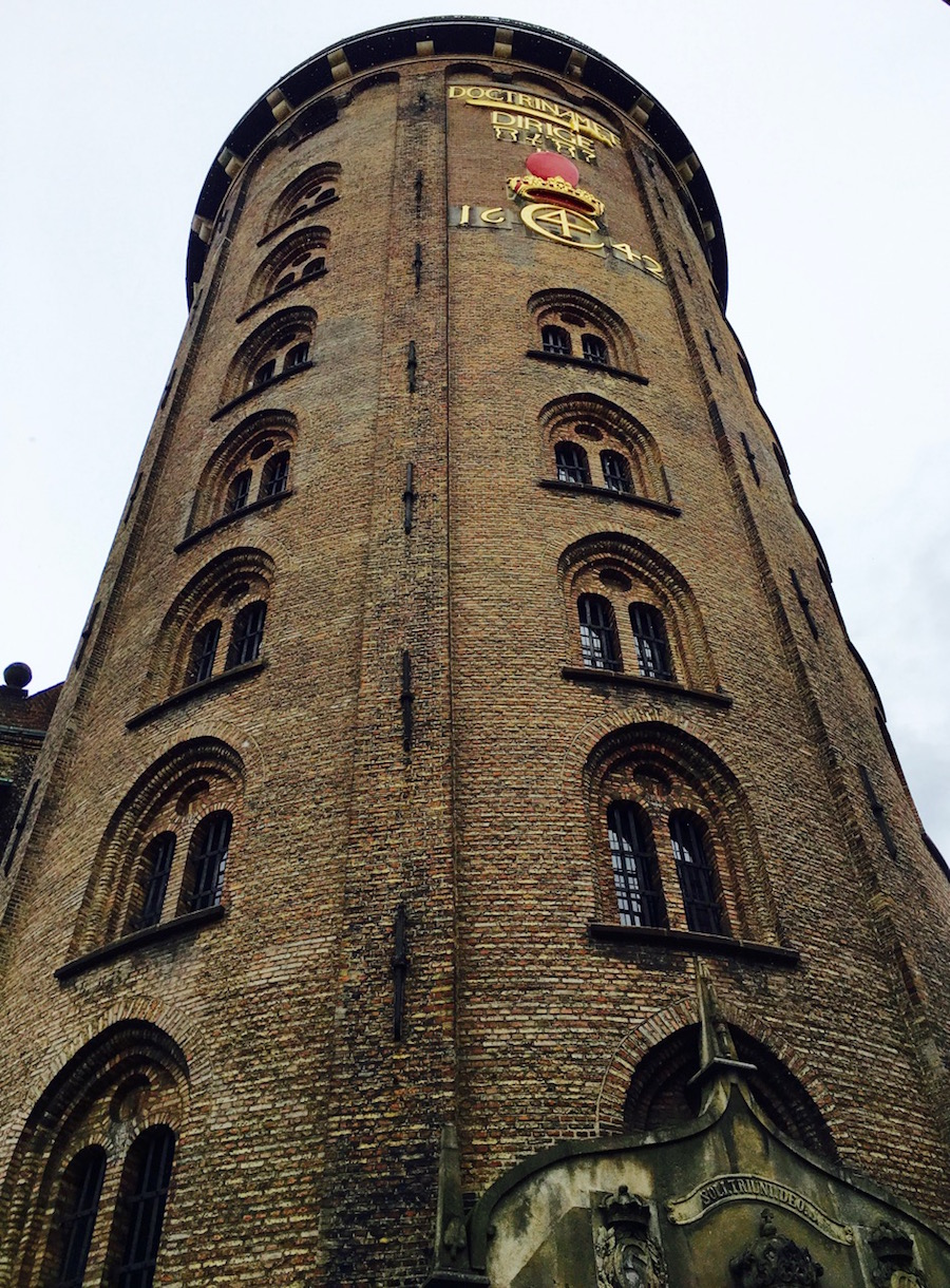 Copenhagen Round Tower