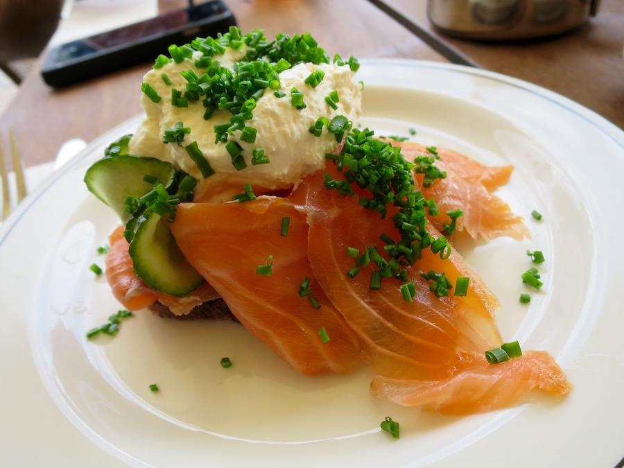 Copenhagen Open Sandwich