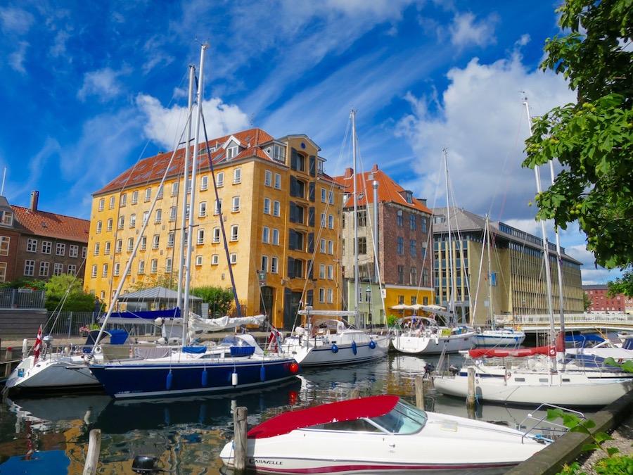 Copenhagen Christianhavns Harbour