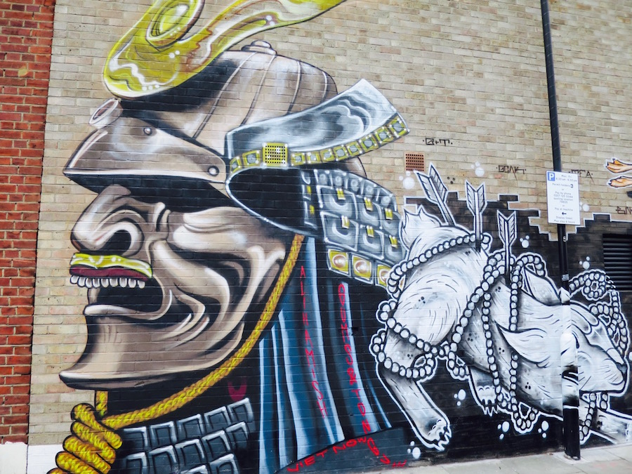 Hackney Wick Street Art