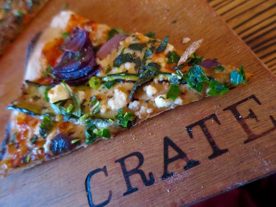Crate Pizza