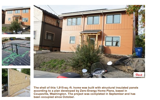 Net Zero Energy Case Studies greenspaces