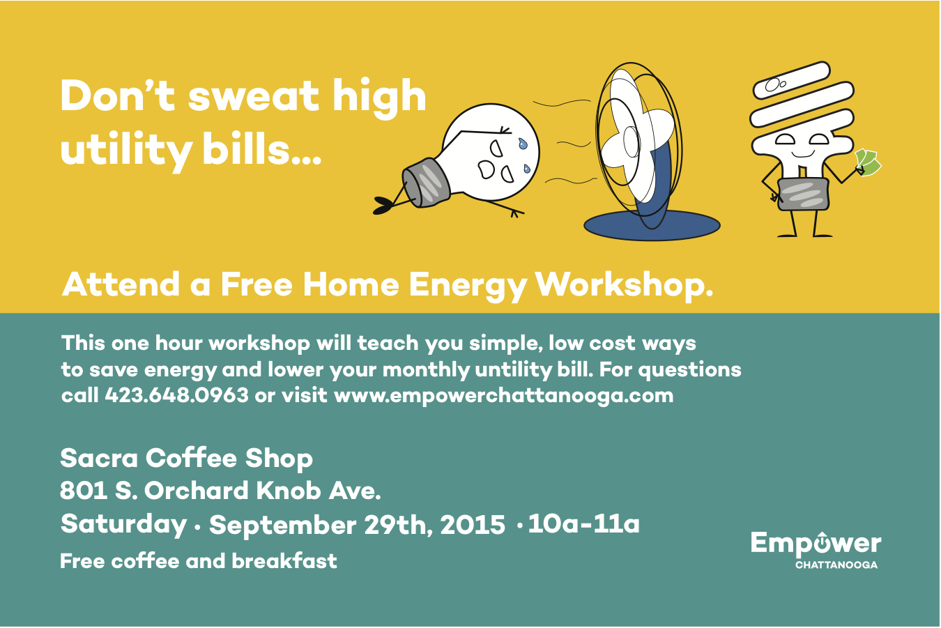 Highland Park Basic Energy Efficiency Workshop — green|spaces