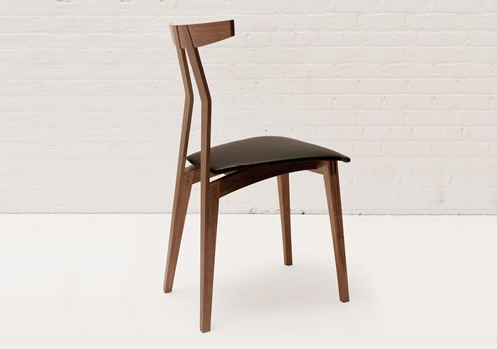 6   Reed Hansuld  Brooklyn  New York Custom Furniture Designer   Maker. CHAIR NO  6   Reed Hansuld  Brooklyn  New York Custom Furniture