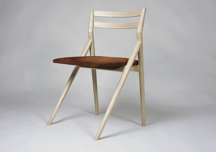5   Reed Hansuld  Brooklyn  New York Custom Furniture Designer   Maker. CHAIR NO  5   Reed Hansuld  Brooklyn  New York Custom Furniture