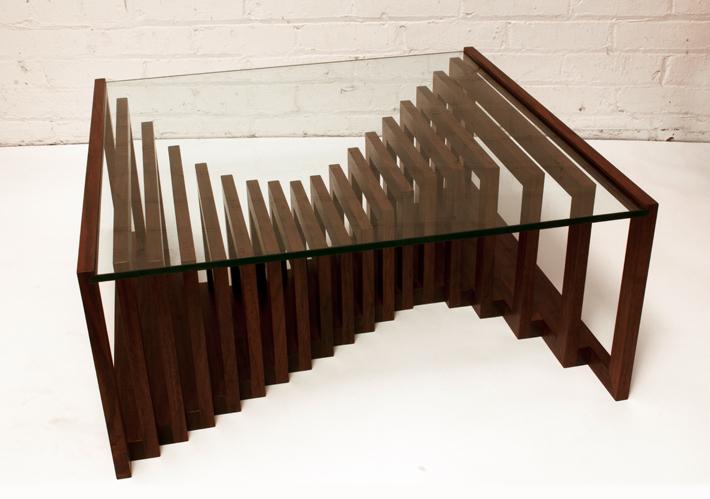 1   Reed Hansuld  Brooklyn  New York Custom Furniture Designer   Maker. COFFEE TABLE NO  1   Reed Hansuld  Brooklyn  New York Custom