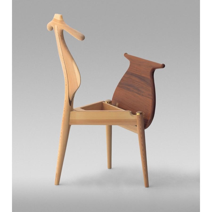 Elegant Hans Wagner   Valet Chair (1953)