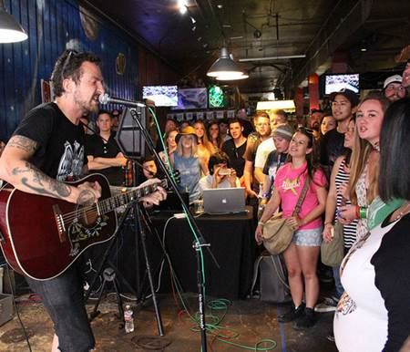SXSW  music draws in more than 300,000 attendees from all over the world.