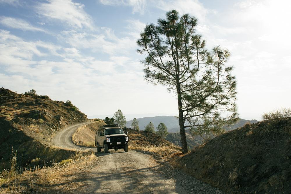 Trekking through the South Coast Ridge Trail