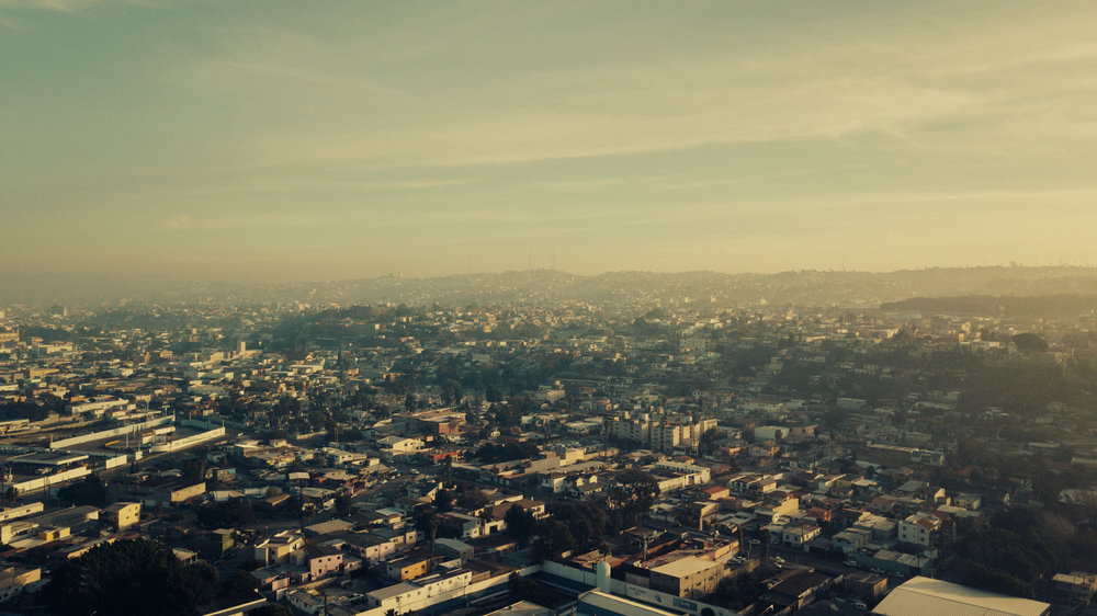 The city of Tijuana now has an estimated population of 1.8M people.