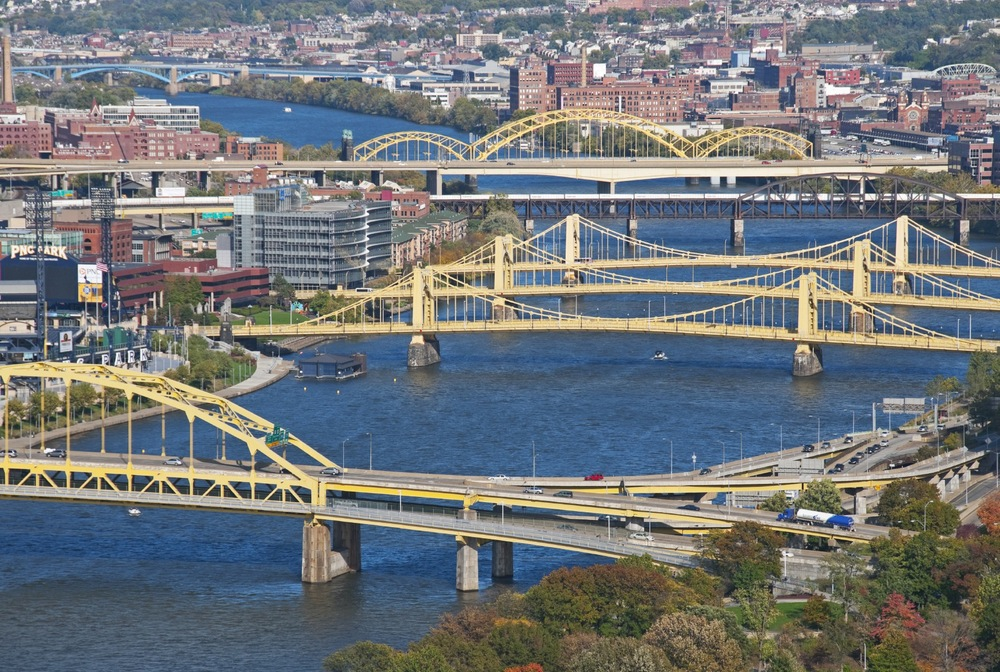 Pittsburgh Bridges (Allegheny)