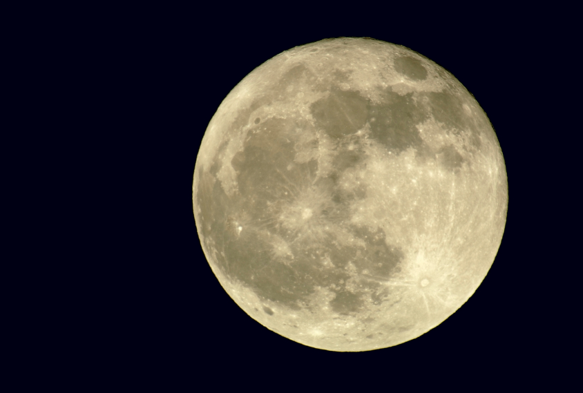 2400mm True Full Moon