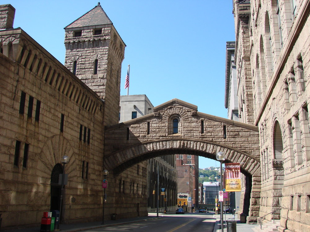 Bridge of Sighs, Ross Street looking from Fifth Ave, 2008