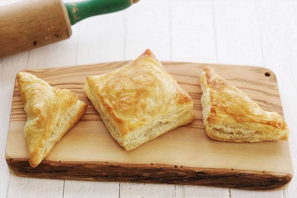 Turkey Massaman Curry Puff Pastries