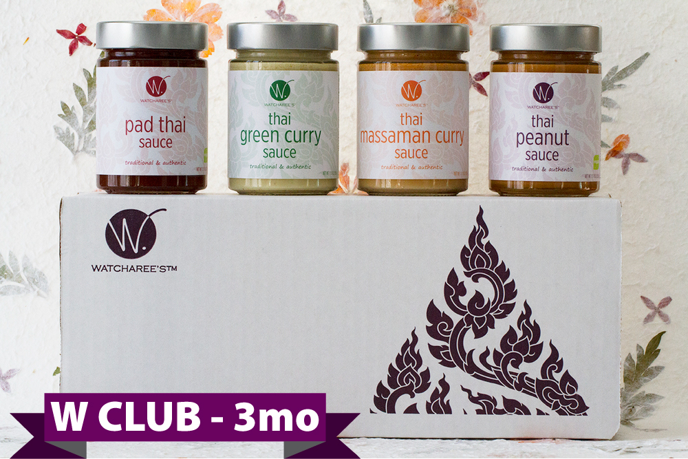 W Club - 3 month membership