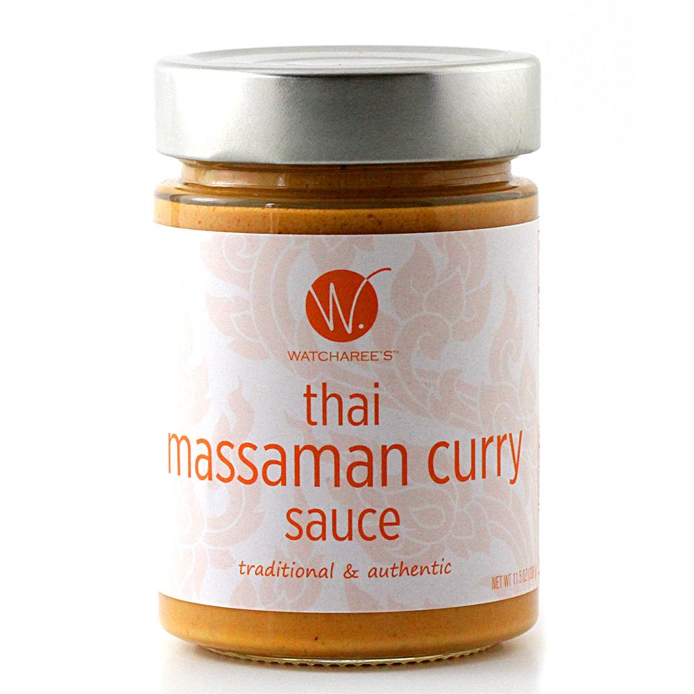 Thai Massaman Sauce