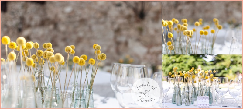 FunkyBird wedding flowers in Tuscany 14