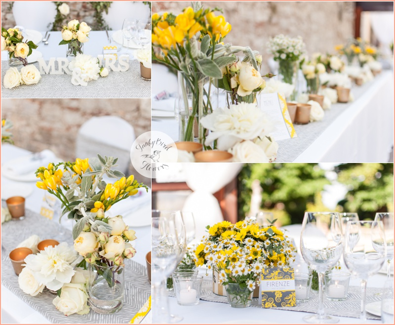 FunkyBird wedding flowers in Tuscany 18