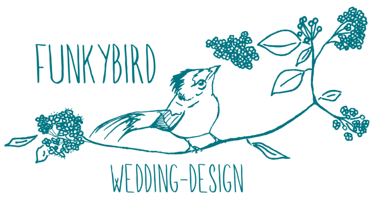 Florist in Florence Tuscany Italy - FunkyBird Wedding Design