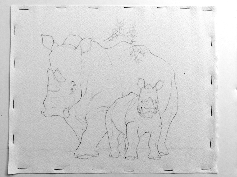 Drawing Lines Meaning : How to improve your underdrawing use line weight u anthony pfohl jr