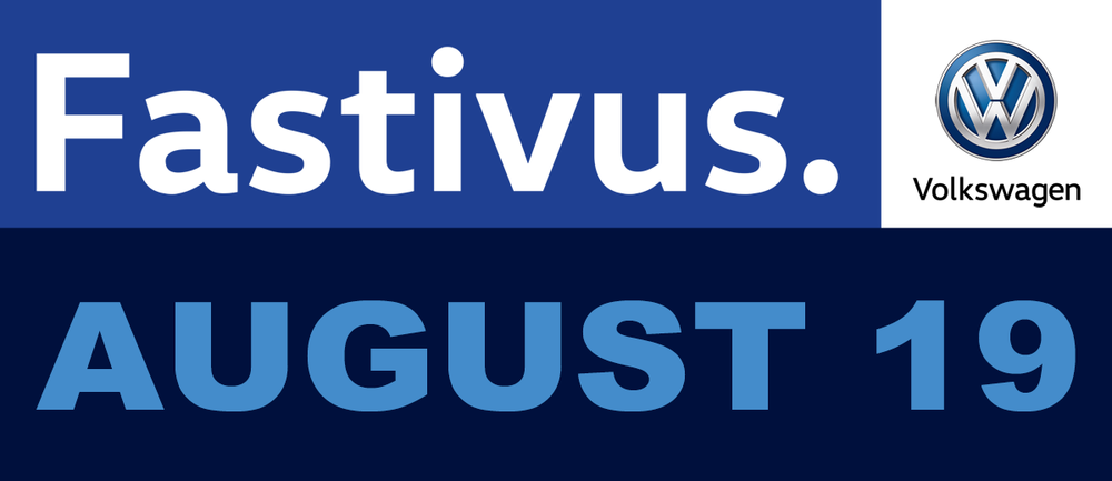 Fastivus 2017 will be held on August 19th at Auto Club Speedway in Fontana, CA.