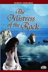 book, library, mistress of the rock, myron edwards, cyprus, greece