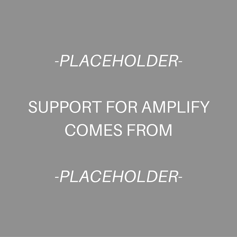 Support for Amplify comes from Cool Company LLC.