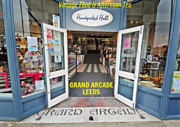 Handpicked Hall at the Grand Arcade Leeds