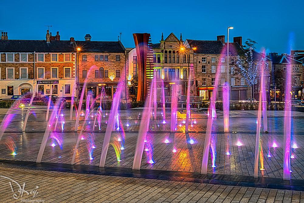 Barnsley Town Centre