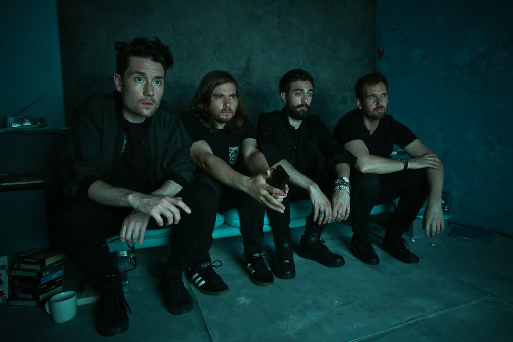 Bastille are booked to play both Leeds and Reading