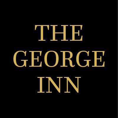 The official new logo for The George Inn