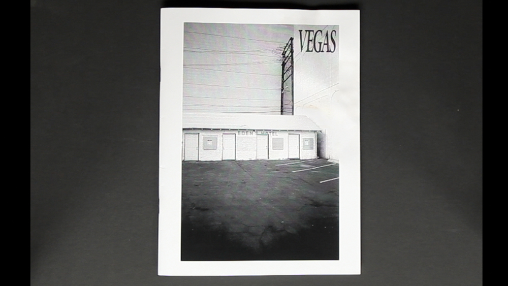 Vegas by Michael J DeMeo & Joseph Zentil published by No Thoughts
