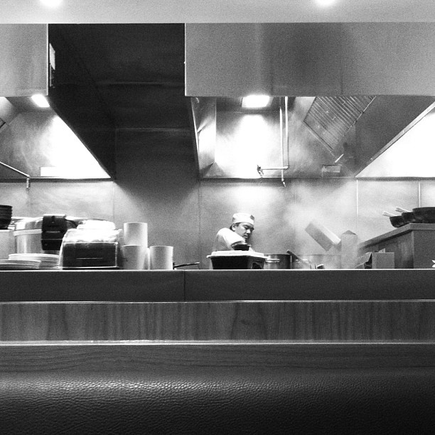Chef (Taken with  Instagram )