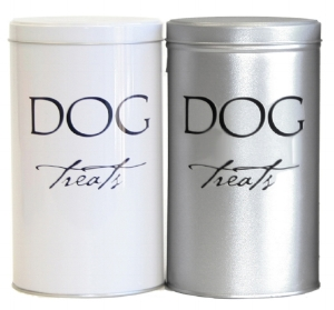 Wags and Walks_Earth Day_Earth Doggy_Harry Barker Treat Canister
