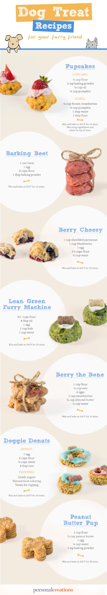 Wags and Walks_Dog Treat Recipes
