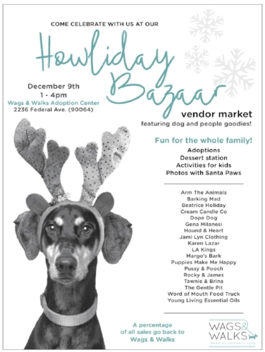 Wags and Walks_Howliday Bazaar