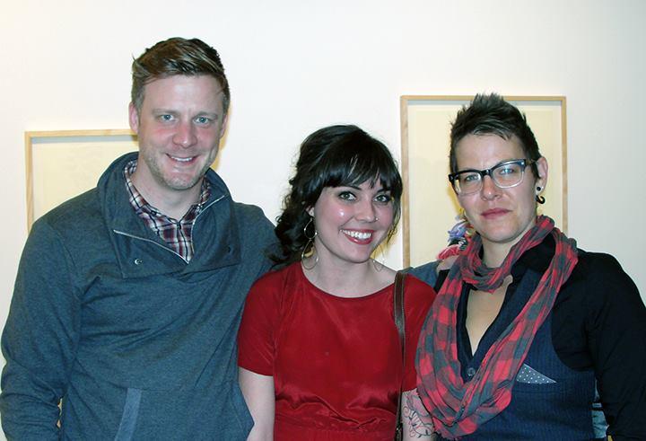 Joe Sinness, Me, and Jaelah Kuehmichel