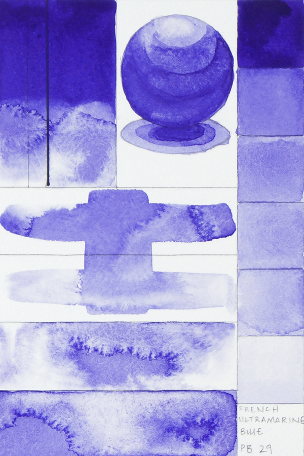 Qor Ultramarine Blue