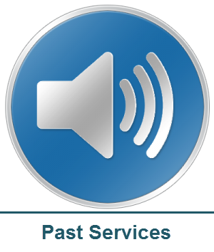Listen to past services