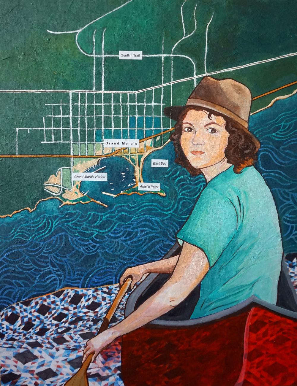 A Portrait of Kathy