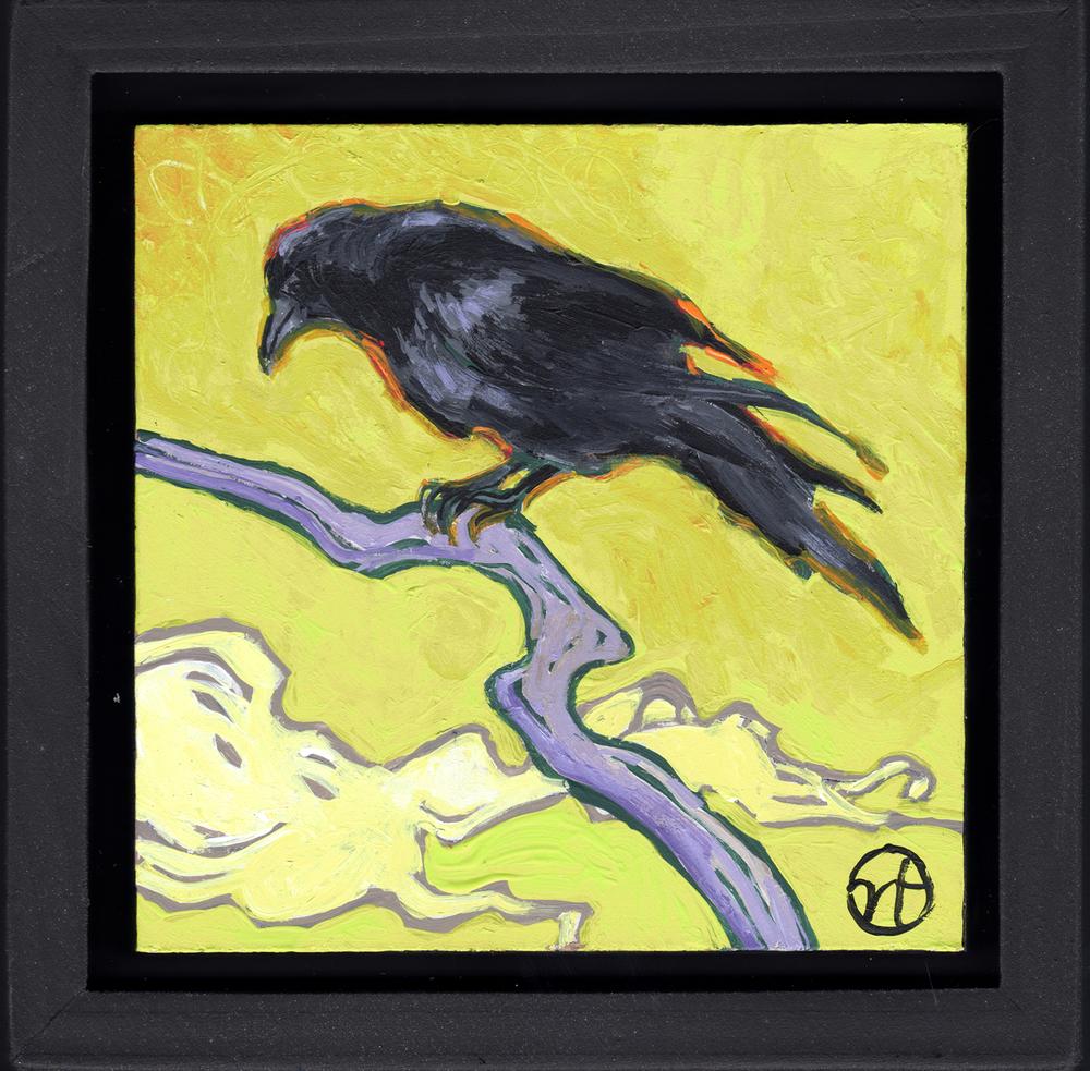 Raven (Untitled)
