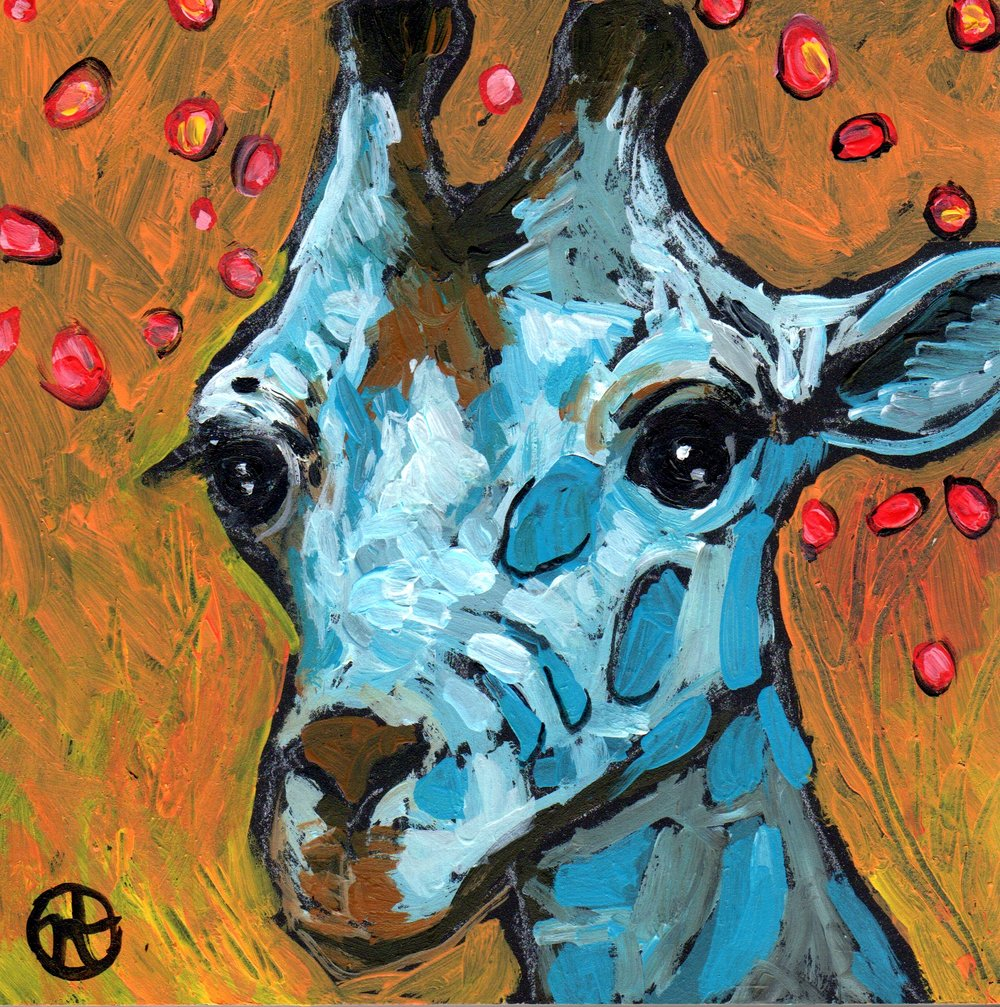 Untitled Giraffe